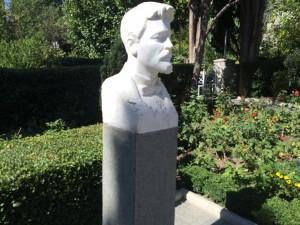 Auf den Spuren von Tschechow in Jalta