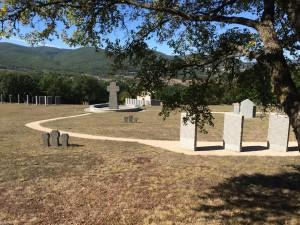 Nie wieder Krieg! Deutscher Soldatenfriedhof bei Sewastopol