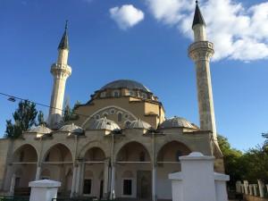 Krim: Zahlreiche Gotteshäuser vieler Glaubensrichtungen