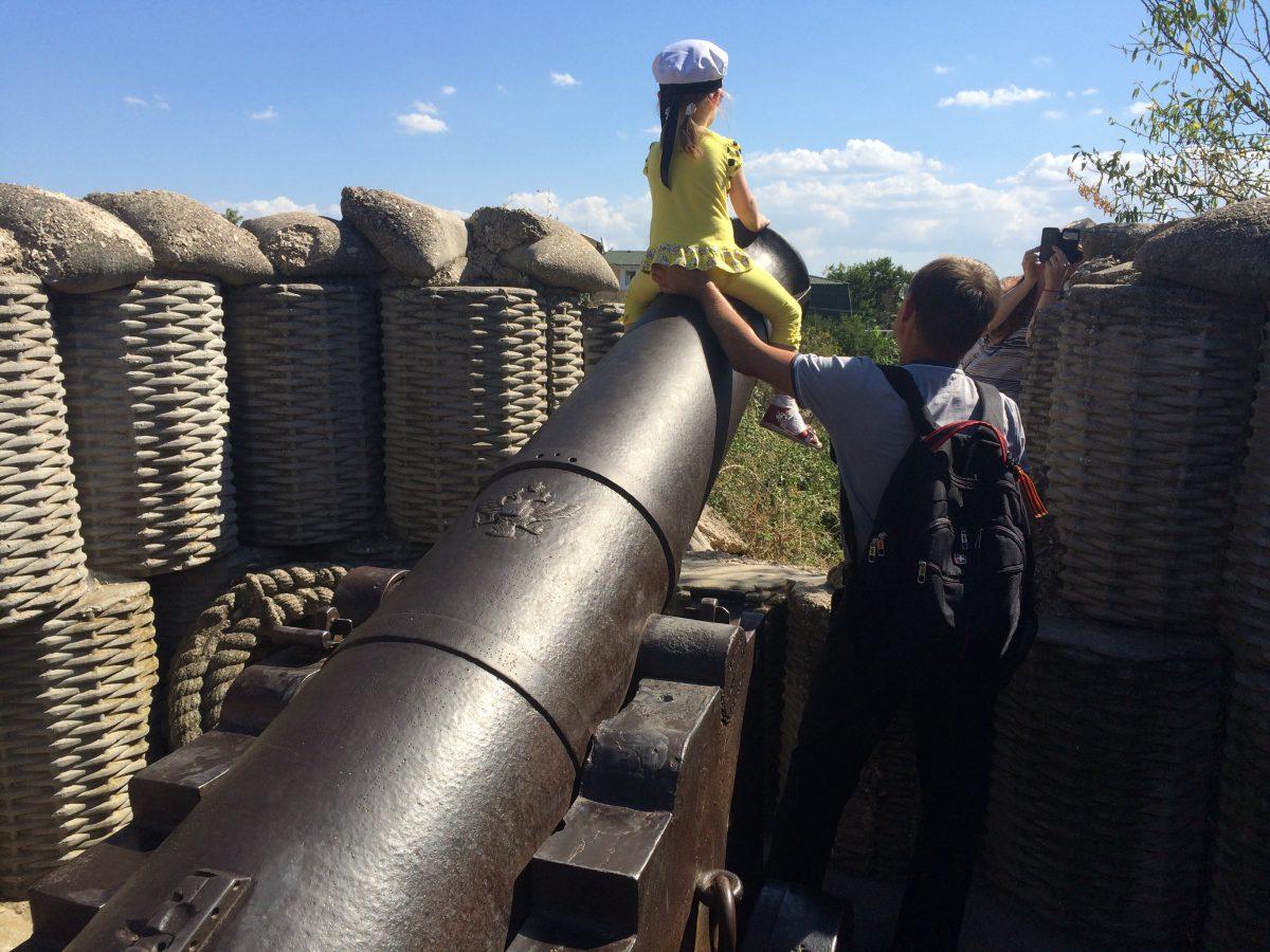 Hausdurchsuchung wegen Reise zur Krim