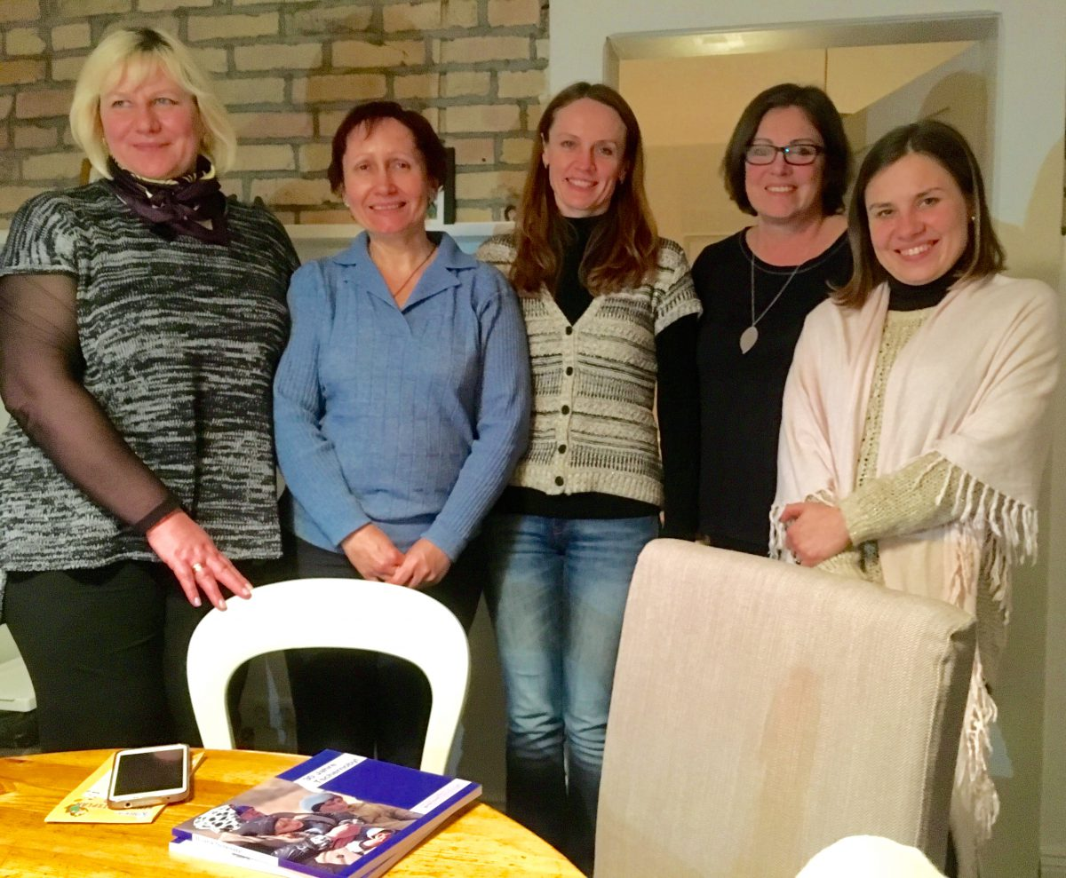 Kinderhospiz Mogilew: Neuer Schwerpunkt